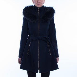 Laundry by Design Faux Fit & Flare Coat