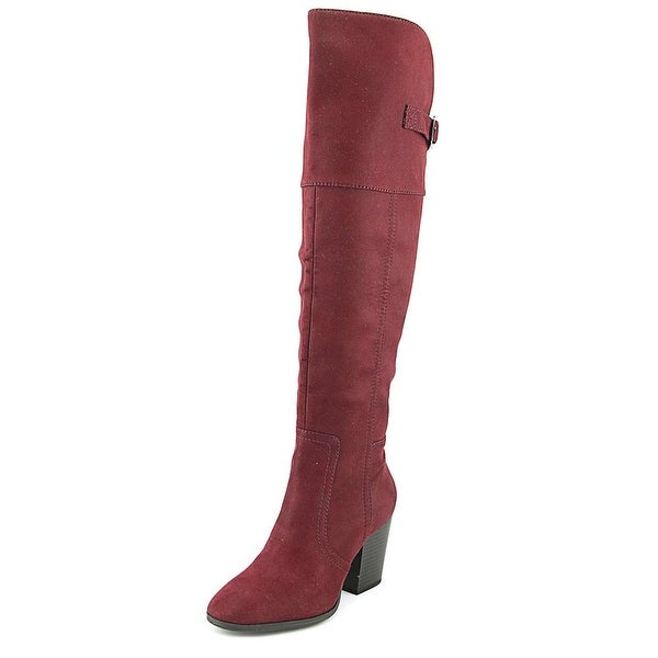 Easy Street Maxwell Burgundy Boots