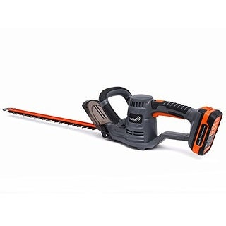 Ivation 20V Cordless 22 Hedge Trimmer  Includes Battery Pack with Charger for Easy Cord-Free Hedge Trimming