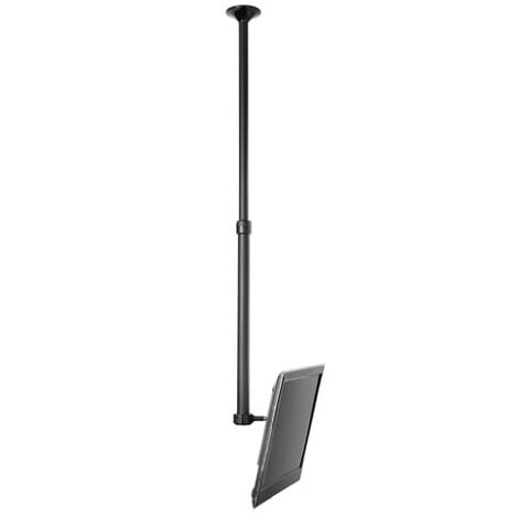 Atdec DM6821B Atdec TH-1040-CTL Telehook Medium Weight Flat Screen Ceiling Pole Mount