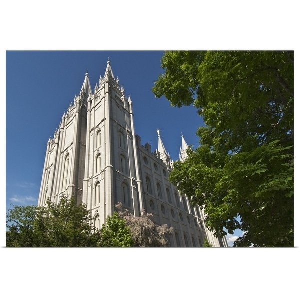 Shop Mormon Temple of The Church of Jesus Christ of Latter