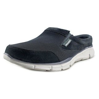 Skechers Sport Coast to Coast Women Round Toe Canvas Gray Mules