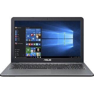 "NEW - NEW ASUS R540SA-RS01-BL Laptop 15.6"" Celeron N3050 4GB RAM 500GB HDD WIN10"