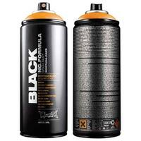Montana Cans - Montana BLACK High-Pressure Cans Spray Color - 400ml Cans - Storm