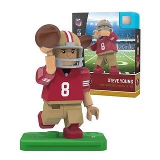 Oyo Sports Steve Young San Francisco 49Ers Legend Minifigure