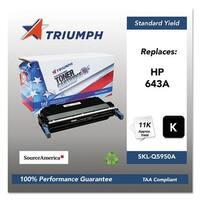 Triumph Remanufactured 643A Toner Cartridge - Black Toner Cartridge