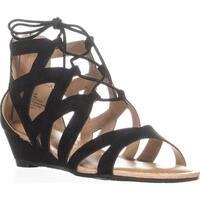 ESPRIT Chrissy Gladiator Sandals, Black - 7 us