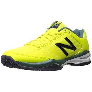 New Balance Mens Mesh Athletic Tennis Shoes - 10.5 wide (e)
