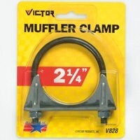 Victor Automotive V828 Auto Muffler Clamp 2.25 In.