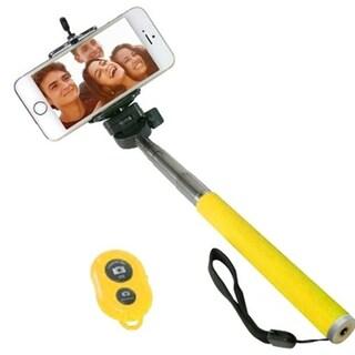 Selfie Stick + Bluetooth Remote