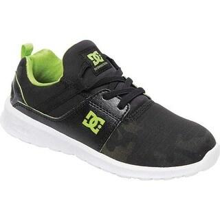 DC Shoes Boys' Heathrow TX SE Sneaker Camo