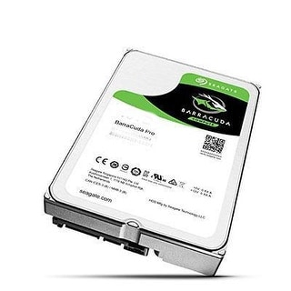 "Seagate St6000dm004 Barracuda Pro 6Tb Sata 3.5"" Internal Hard Drive"