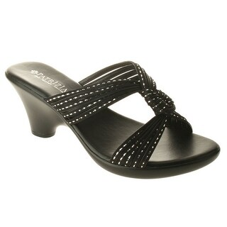 Patrizia Women Chic Sandals - Black - 38 m eu / 7.5-8 b(m) us