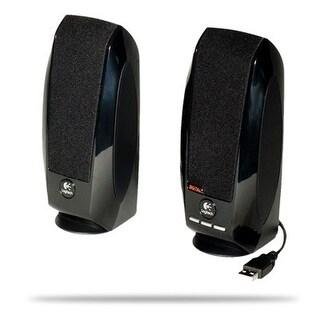 Logitech 980-000028 S150 1.2 W 2.0 Digital Usb Speaker System, Black 1.2W (Rms)