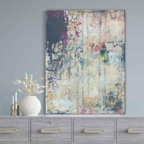 You Flatter Me Gallery Wrapped Canvas Wall Art by Norman Wyatt Home