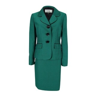 Le Suit Women's Cannes Skirt Suit