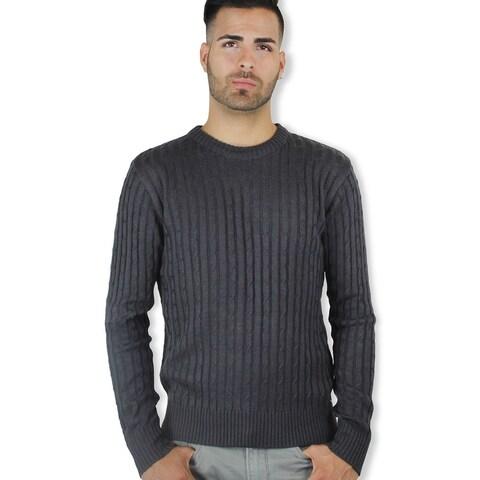Men's Crew Neck Sweater (SW-333)