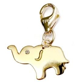Julieta Jewelry Elephant Clip-On Charm