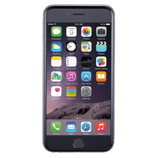 Apple iPhone 6 Plus 128GB or 64GB Unlocked GSM Phone w/ 8MP Camera (Refurbished)