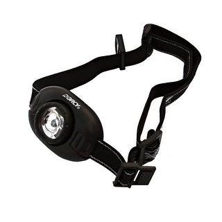 Dorcy 41-2089 Dual-Purpose Adjustable LED Headlight, 25 Lumens