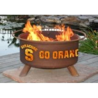 Patina Products F215 Syracuse University Fire Pit - bronze