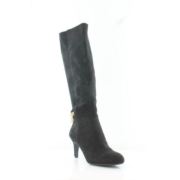 BCBG Rigbie Women's Boots Black - 10