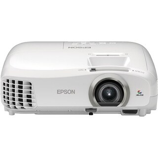 Epson PowerLite Home Cinema 2040 3LCD Projector Home Theater 3D Projector