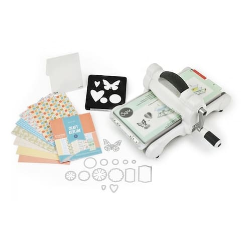 Sizzix Big Shot Grey/ White Starter Kit Machine