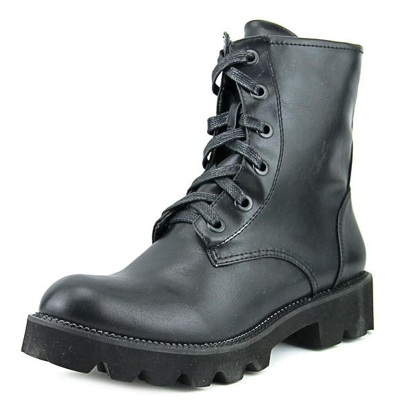Wanted Turf Women Black Boots