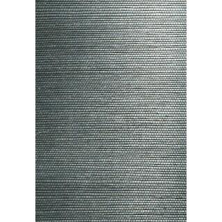 Brewster 63-54723 Kumiko Green Grasscloth Wallpaper