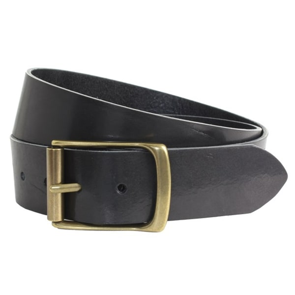 The British Belt Company Rollerston Italian Leather 40mm Belt