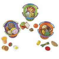 Learning Resources New Sprouts Breakfast, Lunch and Dinner Complete Set