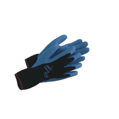Boss 8439L Frost Grip Gloves, Large, Blue