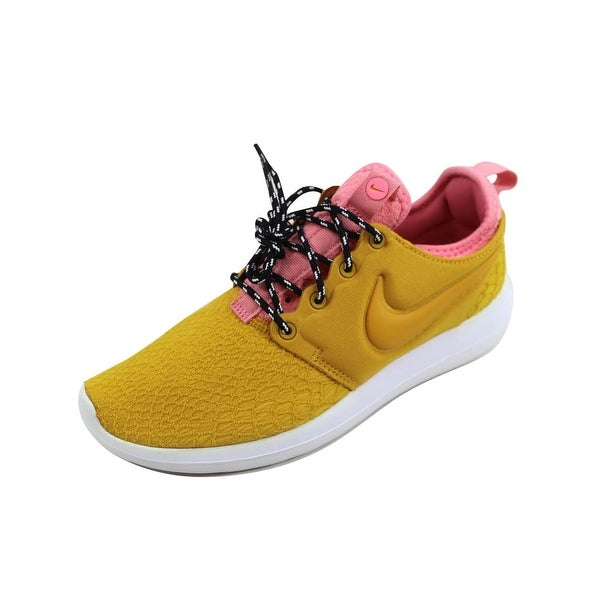meet 7503d 1334f Nike Women's Roshe Two 2 SE Gold Dart/Gold Dart 881188-700