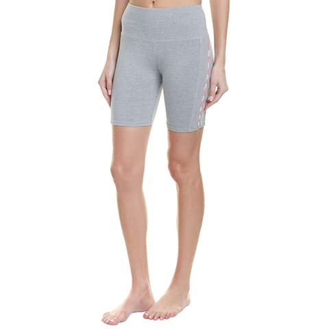C&C California Loom Bike Short - SMOKEY HEATHER