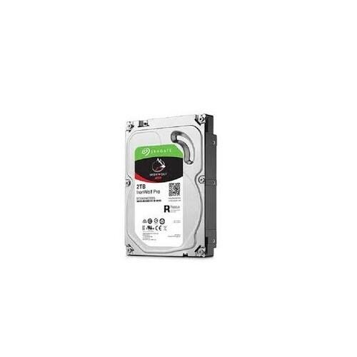 """Seagate Ironwolf Pro St2000ne0025 2 Tb 3.5"""" 7200 Rpm Internal Hard Drive"""