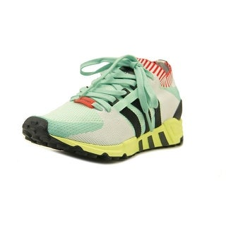 Adidas EQT Support J   Round Toe Canvas  Running Shoe