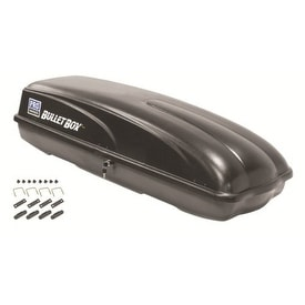 Pro-Series 63150 Bullet Box Black Roof Top Cargo Box