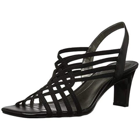 Bandolino Womens Ole Open Toe Special Occasion Strappy Sandals