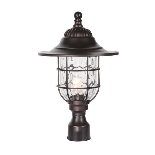 "Craftmade Z5825 Fairmont 18"" Post Light"