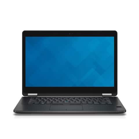 """Dell E7470 i7-6600U 16GB 256GB M2SATA 14""""Touch Win10 Pro (Refurbished)"""