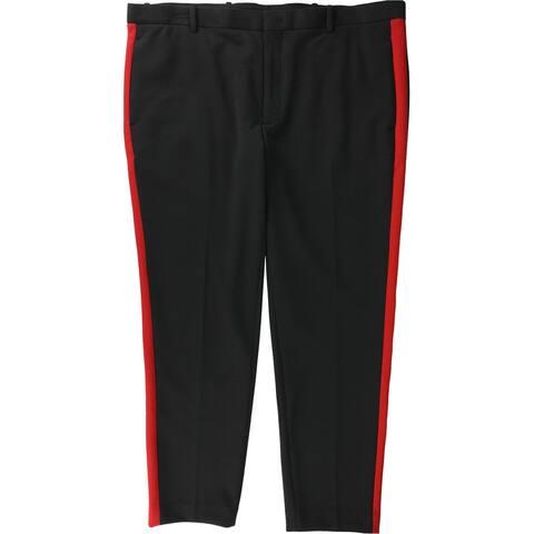 I-N-C Mens Knit Stripe Casual Trouser Pants