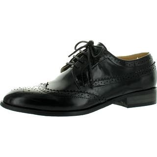 Volatile Womens Navy Shoes Oxfords