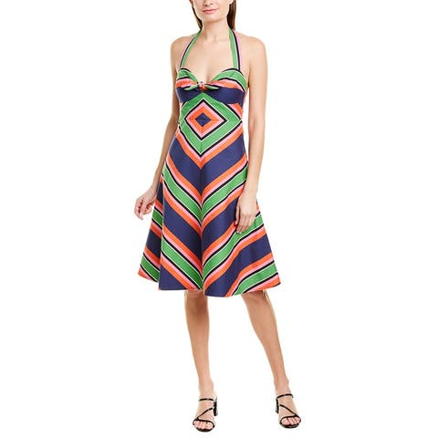 Trina Turk Rhiannon A-Line Dress