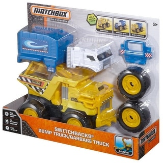 Matchbox Switchbacks Dump Truck