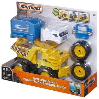 Matchbox Switchbacks Dump Truck