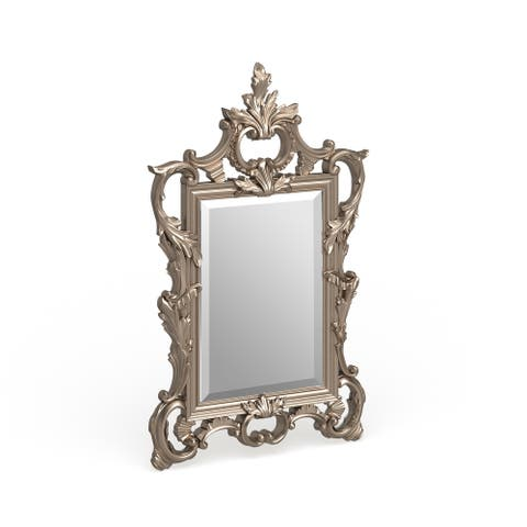 Allan Andrews Ornate Accent Mirror