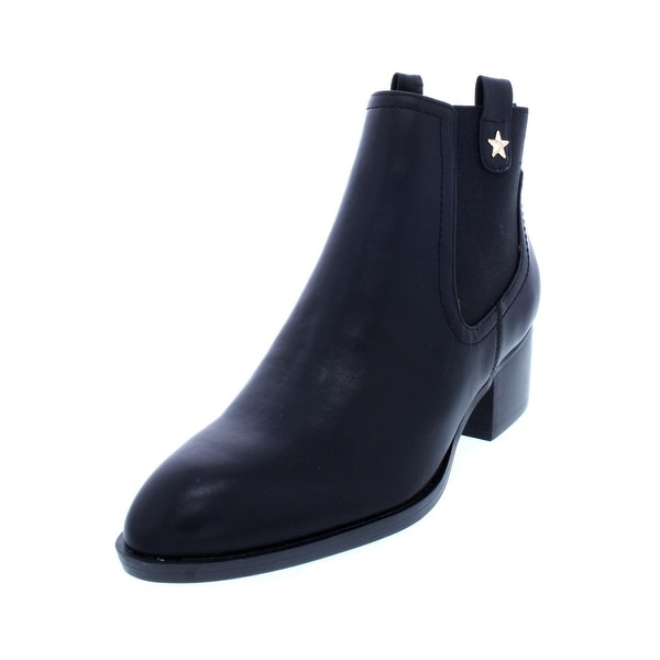 24394c4fd Shop Tommy Hilfiger Womens Roxy Booties Ankle Pointed Toe - Free ...