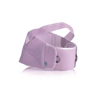 Fla For Women Maternity Support Belt Lavender, Medium