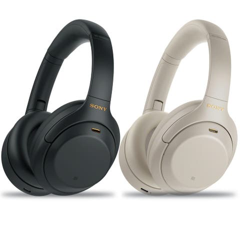 Sony WH-1000XM4 Wireless Industry Leading Noise Canceling Overhead